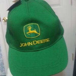 Boys John Deere cap
